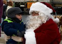 A yak, a kookaburra, and... Johann tells Santa what he would like for Christmas